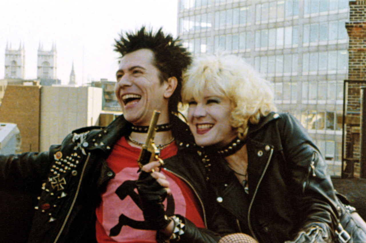 Сид и Нэнси (Sid and Nancy) 1986