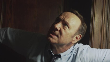 Кевин Спейси в клипе Tom Odell - Here I Am