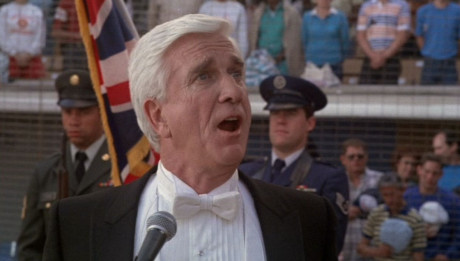 Голый пистолет (The Naked Gun: From the Files of Police Squad!) 1988