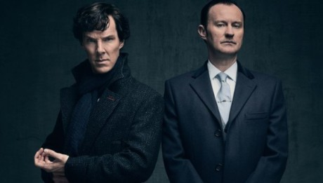 4 сезон Шерлока стартует 1 января - новые кадры