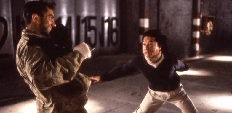 50 лучших боевиков в истории кино Доспехи Бога 2 1991