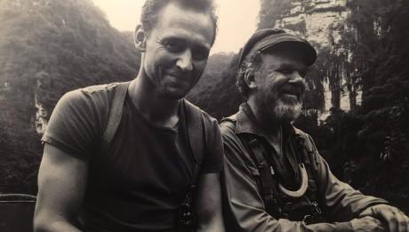 Конг: Остров черепа: фото со съемок