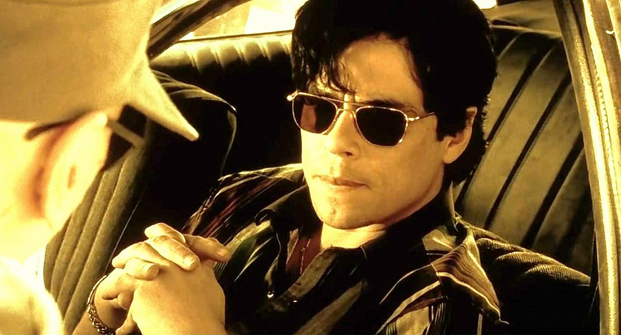 Лучшая мужская роль второго плана Оскар 25 лет Бенисио Дель Торо Траффик 2000