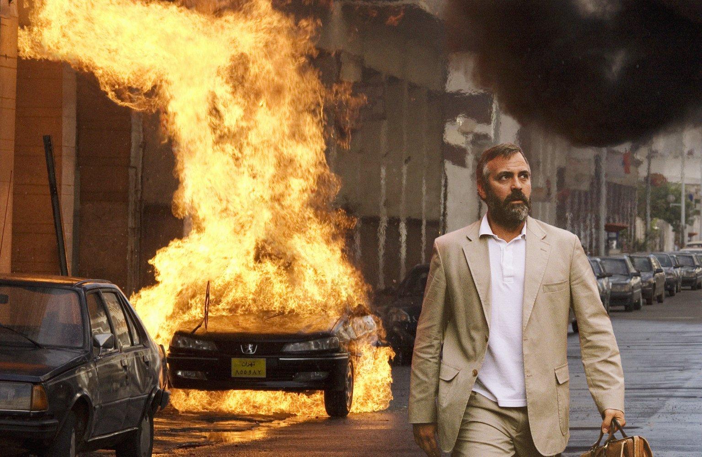 Лучшая мужская роль второго плана Оскар 25 лет Джордж Клуни Сириана 2005