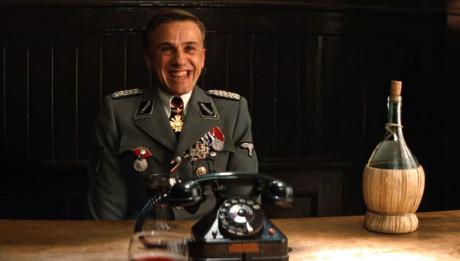 Лучшая мужская роль второго плана Оскар 25 лет Кристоф Вальц Бесславные ублюдки 2009