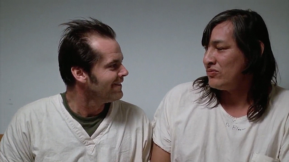 Пролетая над гнездом кукушки (One Flew Over the Cuckoo's Nest)