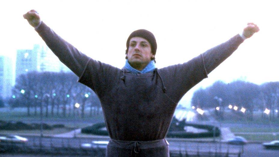 Рокки (Rocky) (1976)