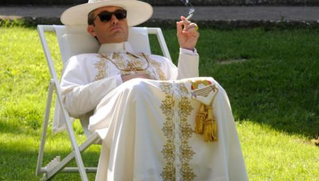 Молодой Папа сериал