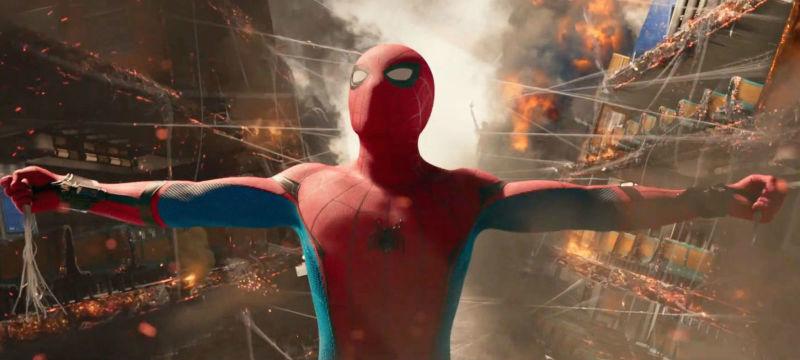 Человек-паук: Возвращение домой (Spider-Man: Homecoming)