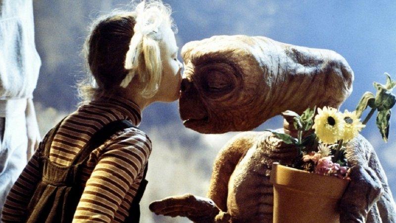 Инопланетянин (E.T. the Extra-Terrestrial) 1982