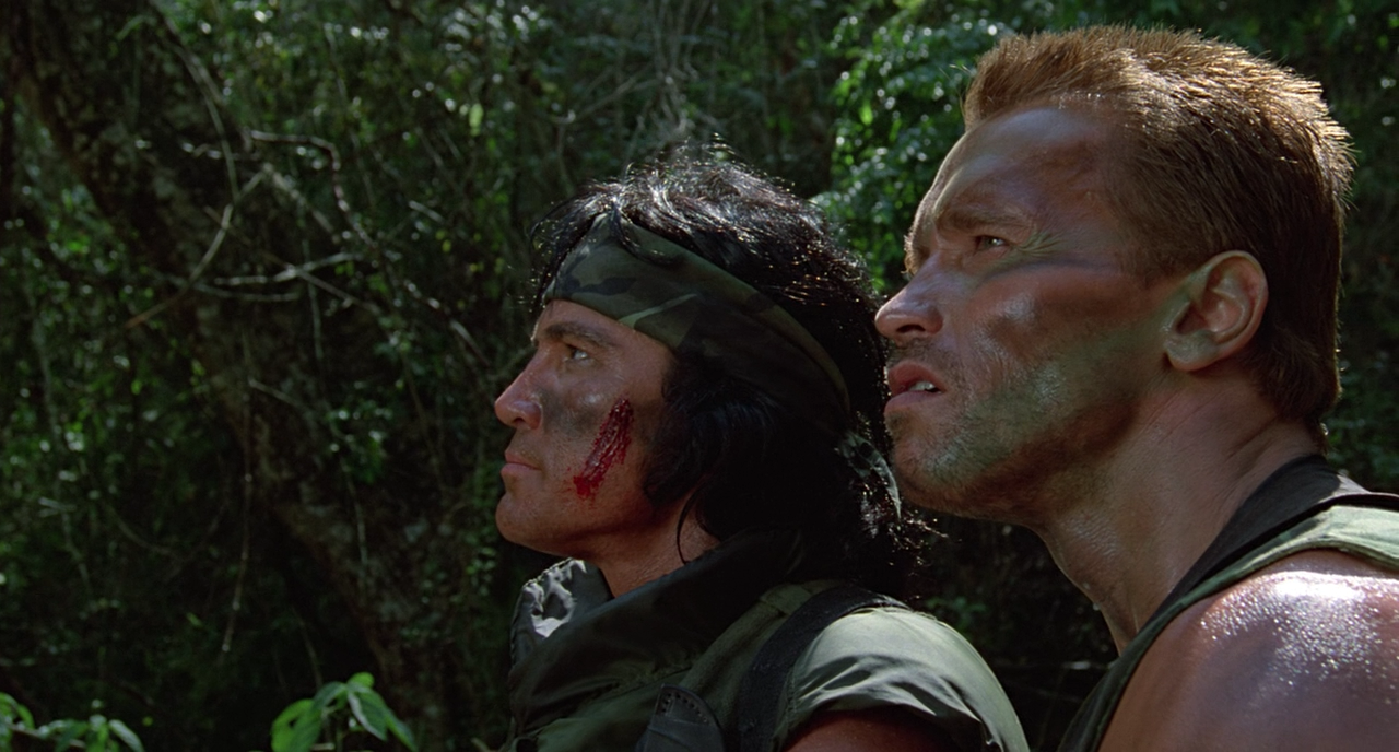 Хищник (Predator) 1987