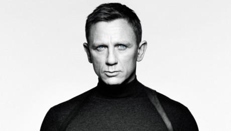 Дэниел Крейг снова агент 007
