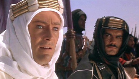 Лоуренс Аравийский (Lawrence of Arabia) 1962