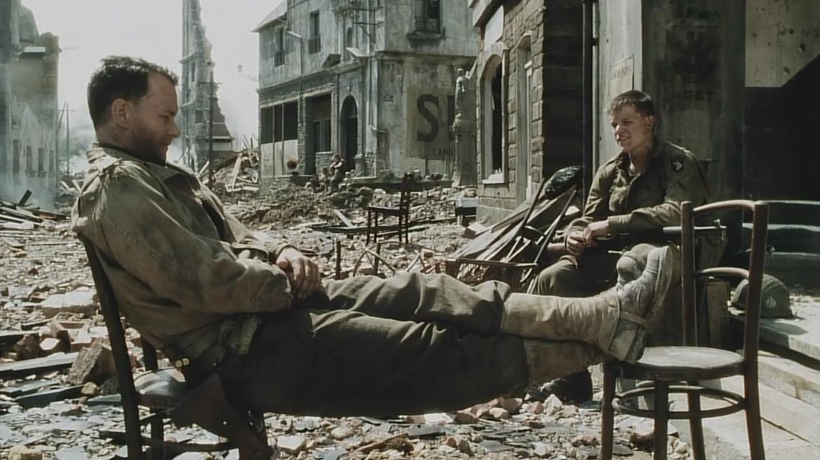 Спасти рядового Райана (Saving Private Ryan) 1998