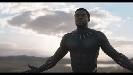 Чорна Пантера: новий трейлер