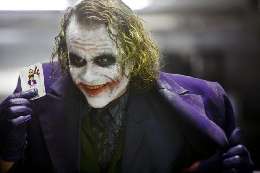 Оскар за роль злодея Хит Леджер Темный рыцарь (The Dark Knight) 2008
