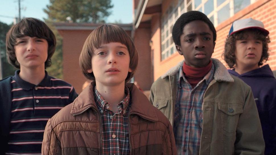 Очень странные дела (Stranger Things) 2 сезон