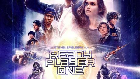 Первому игроку приготовиться: постер нового фильма Стивена Спилберга