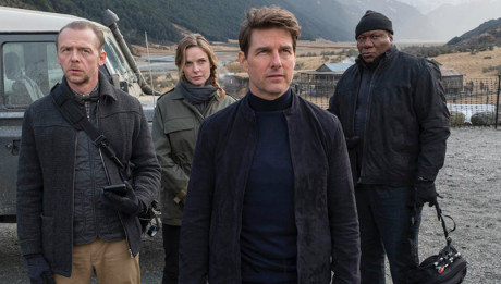 Трейлер: Миссия невыполнима: Последствия (Mission: Impossible - Fallout)