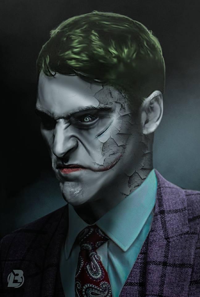 Хоакин Феникс станет новым Джокером