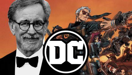 Спилберг выбирает DC первый фильм по комиксам от легендарного режиссера