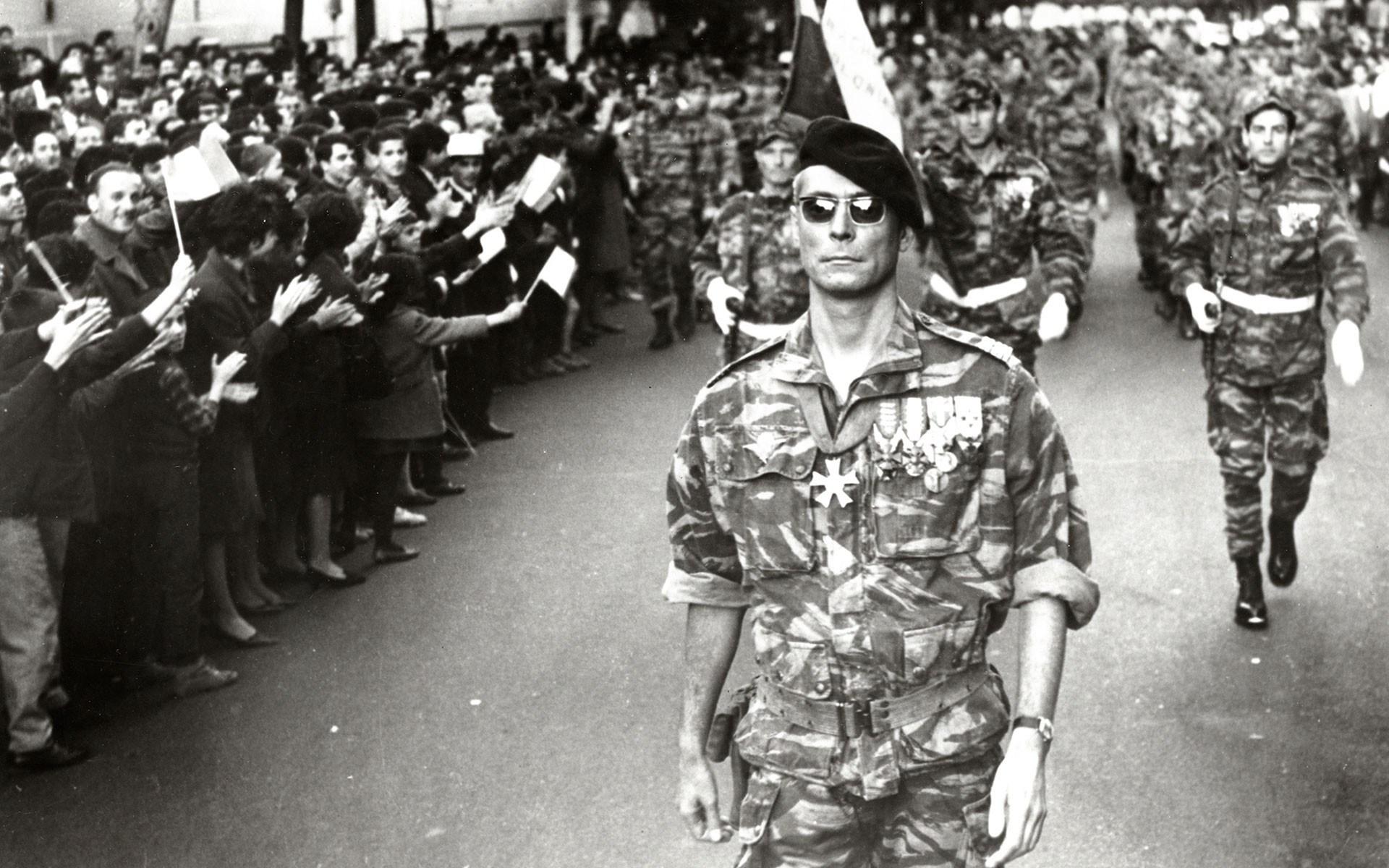 Битва за Алжир (La Battaglia di Algeri) 1966