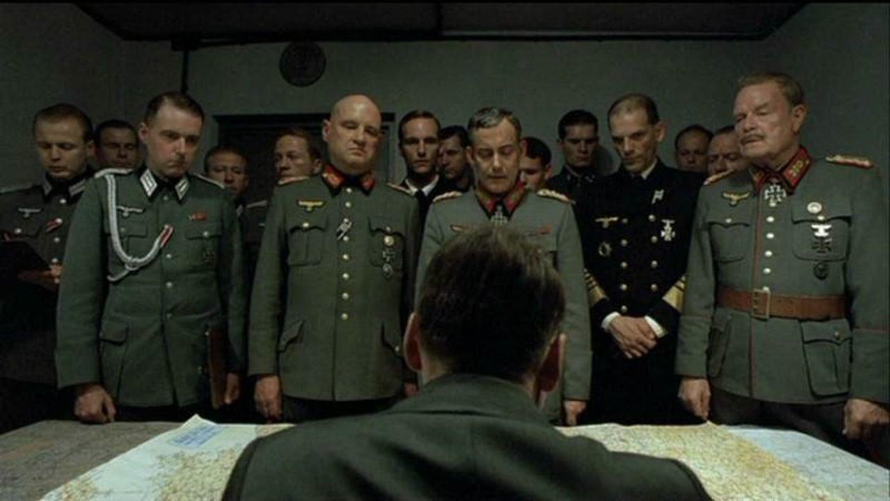 40 лучших исторических фильмов всех времен Бункер (Der Untergang) 2004