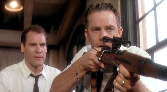 Джон Ф. Кеннеди. Выстрелы в Далласе (JFK) 1991