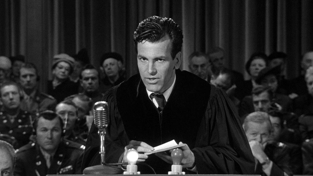 Нюрнбергский процесс (Judgment at Nuremberg) 1961