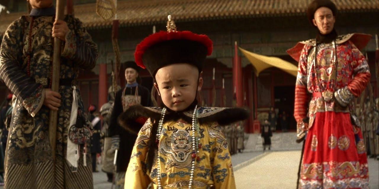 40 лучших исторических фильмов всех времен Последний император (The Last Emperor) 1987