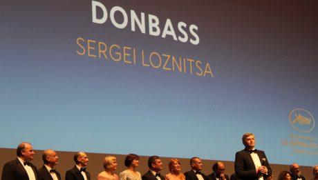 «Донбас» Сергія Лозниці відкрив програму «Особливий погляд» Каннського фестивалю
