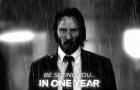Названа дата выхода «Джон Уик 3»