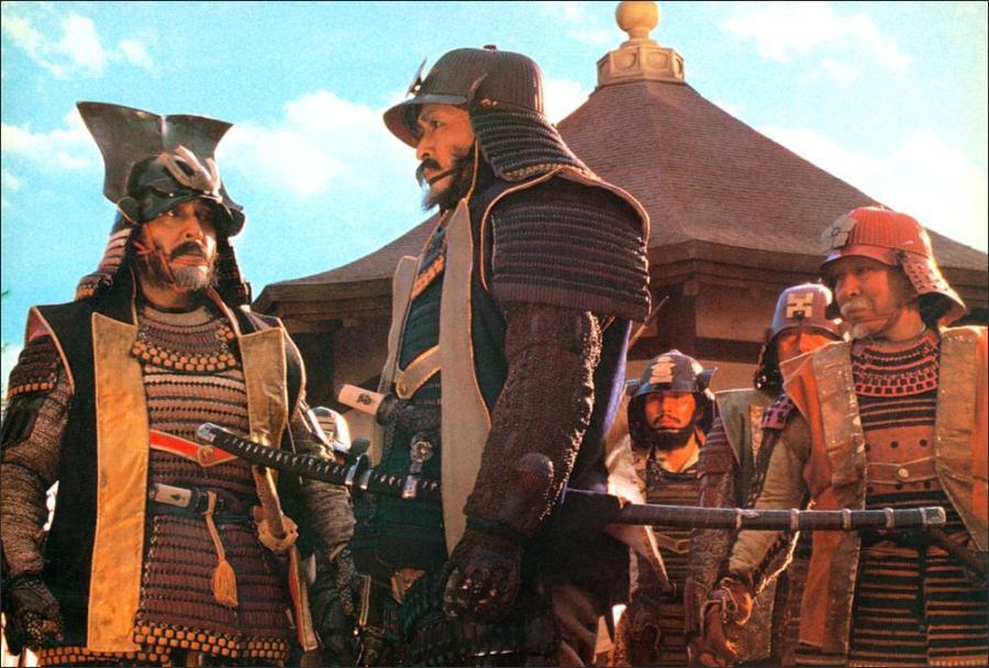 Тень воина Kagemusha (1980)