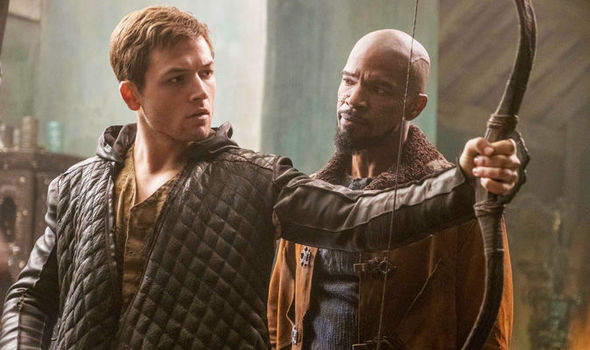 Трейлер: Робин Гуд: Начало (Robin Hood)