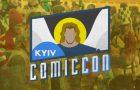 Kyiv Comic Con стартуватиме в столиці вчертверте