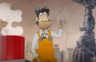 Трейлер анімаційного фільму «Віктор_Робот»