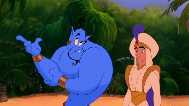 Аладдин (Aladdin) 1992
