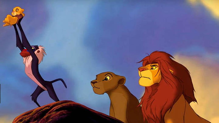 Король Лев (The Lion King) 1994