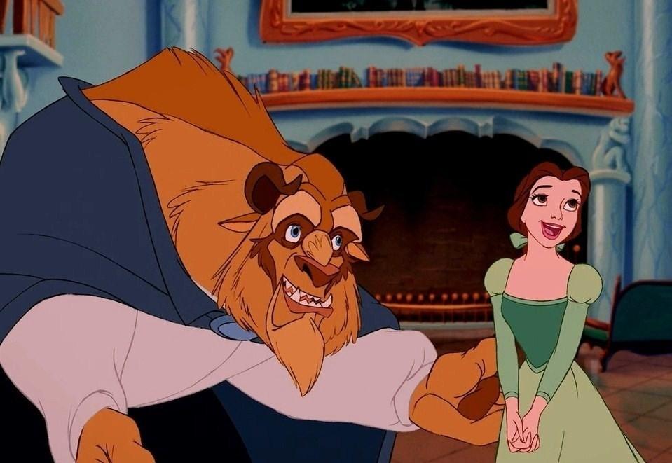 Красавица и Чудовище (Beauty and the Beast) 1991