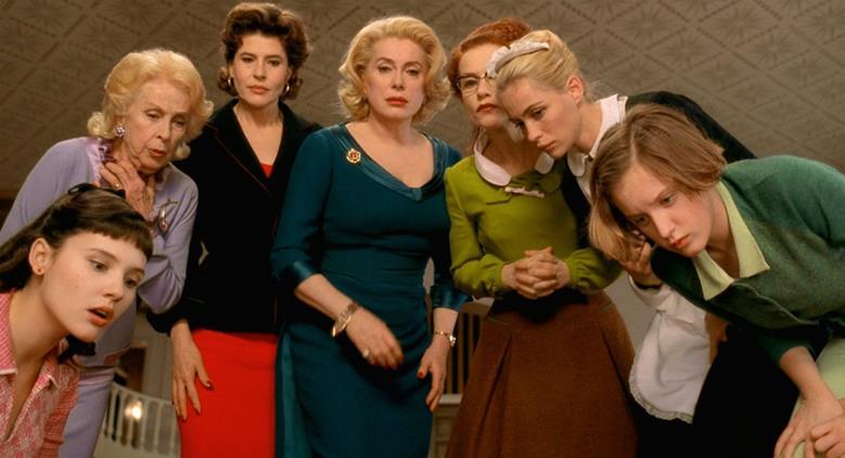 8 женщин (8 femmes) 2002