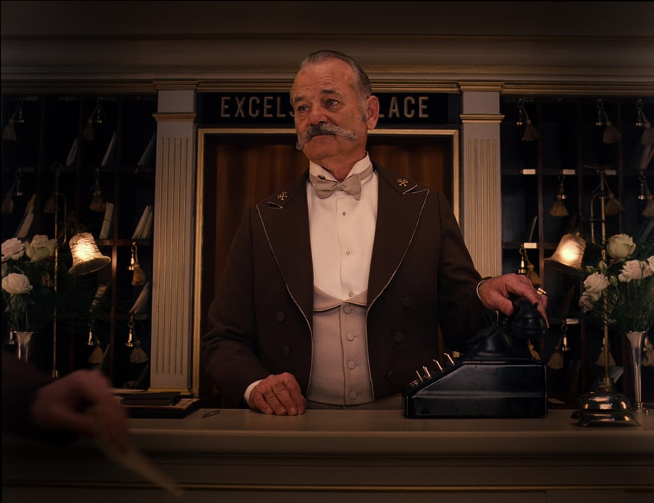 Отель Гранд Будапешт (The Grand Budapest Hotel) 2014