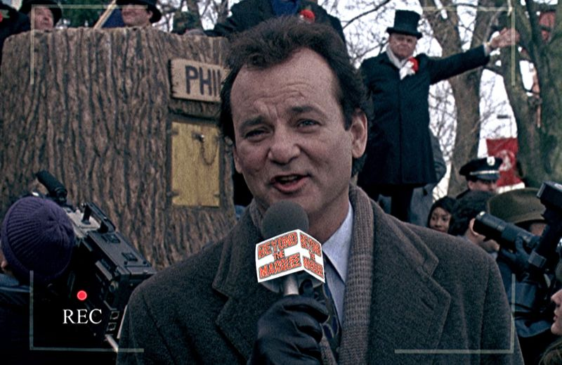 1. День сурка (Groundhog Day) 1993