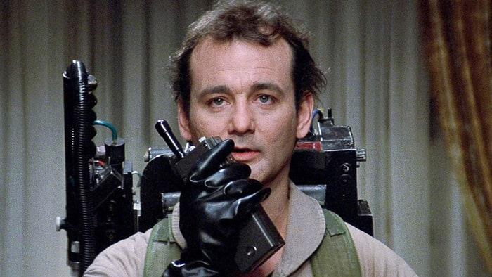 9. Охотники за привидениями (Ghost Busters) |1984 Охотники за привидениями 2(Ghostbusters II) 1989