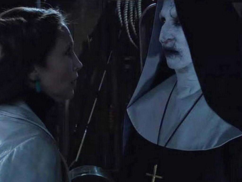 Монахиня 2018