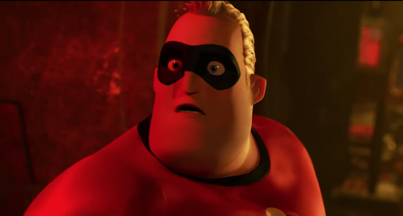 Суперсемейка 2 (Incredibles 2)