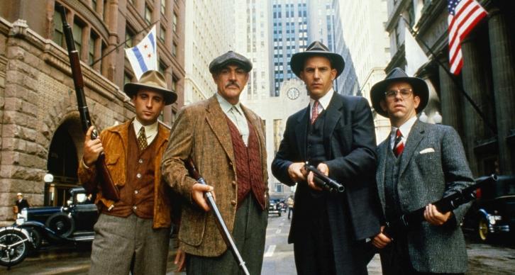 Неприкасаемые (The Untouchables) 1987
