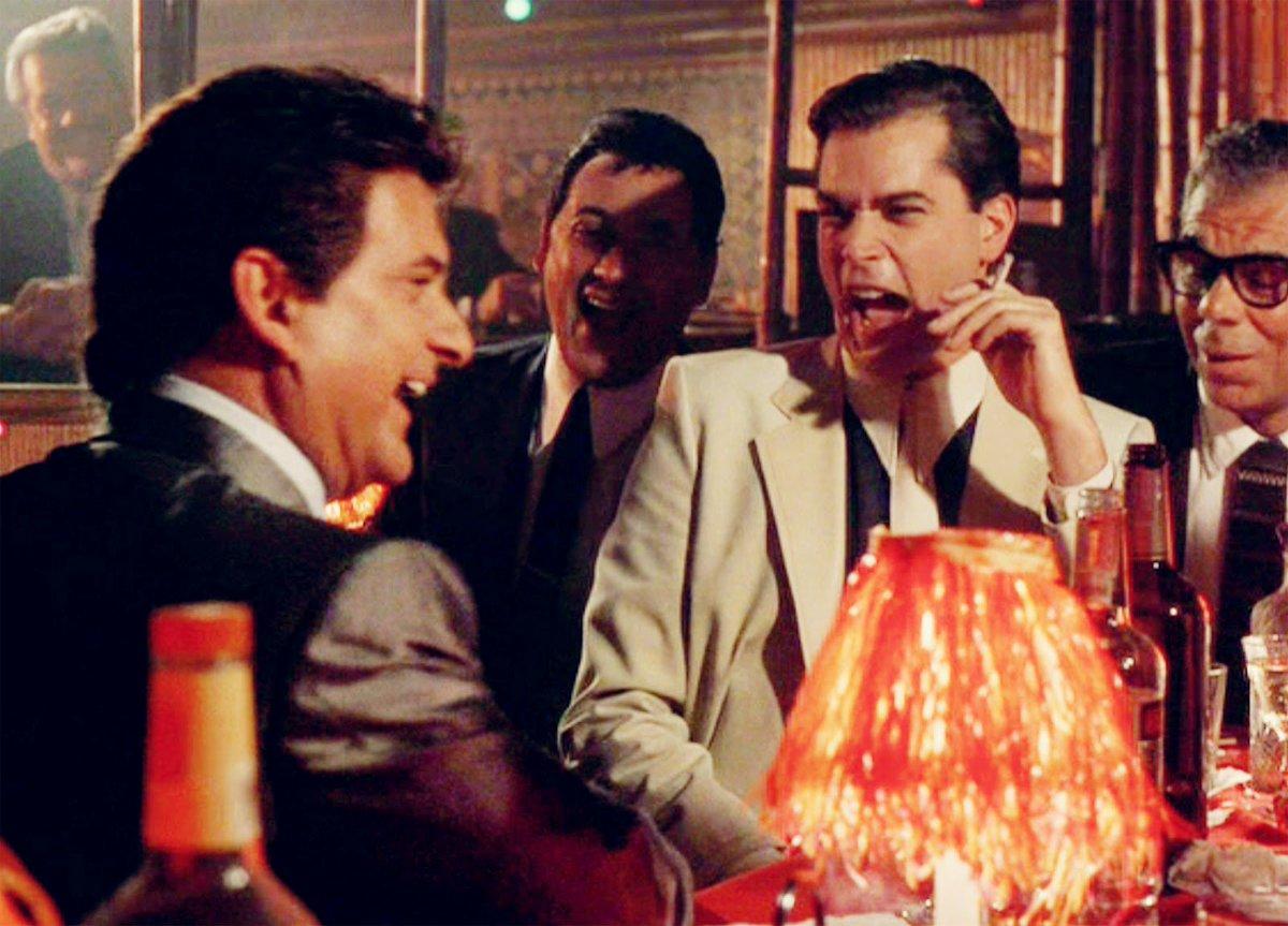 Славные парни (Goodfellas) 1990