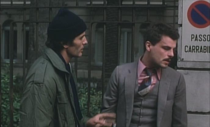 Человек на коленях (Un uomo in ginocchio) 1979