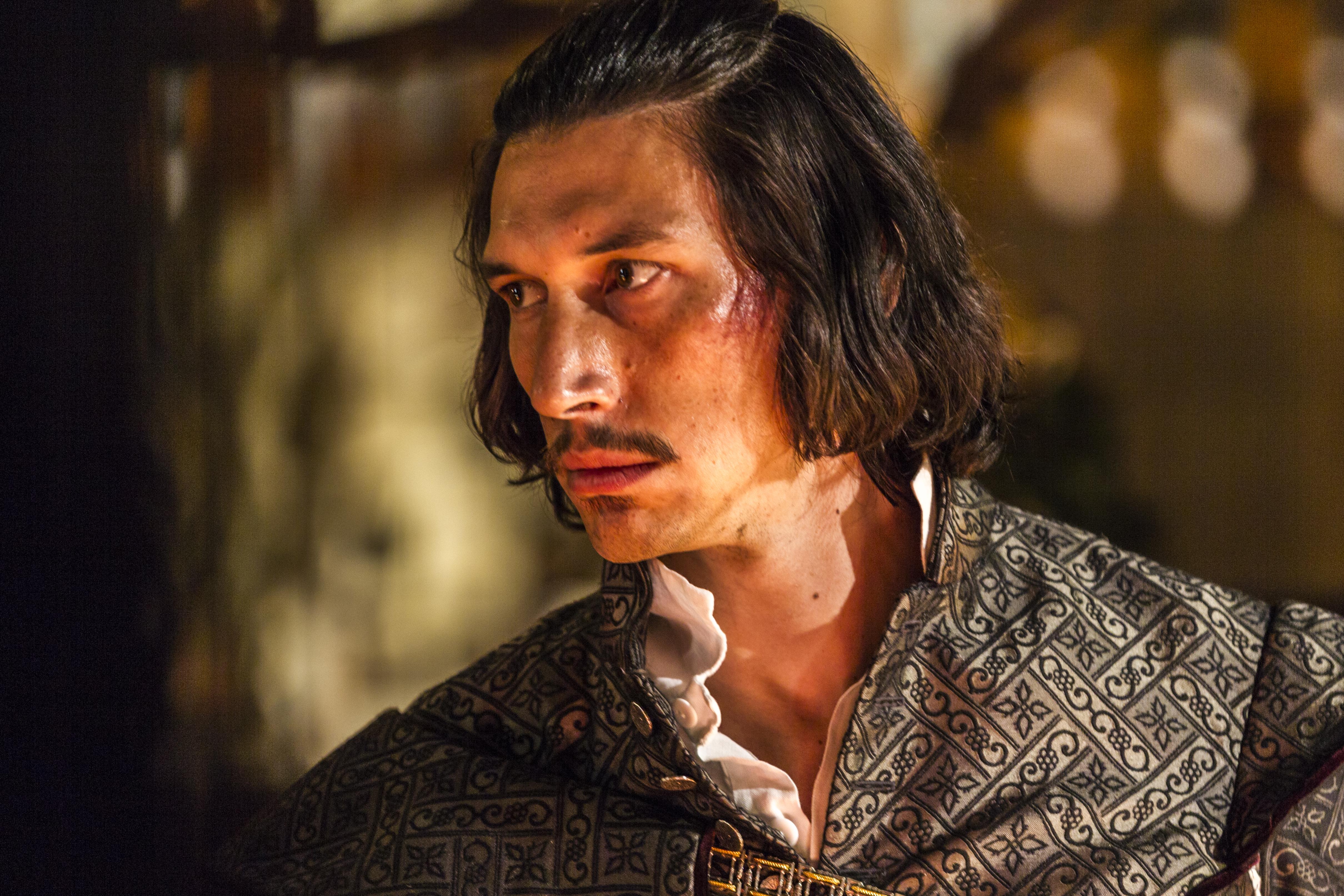 Чоловік, який вбив Дон Кіхота The man who killed Don Quixote Человек, который убил Дон Кихота
