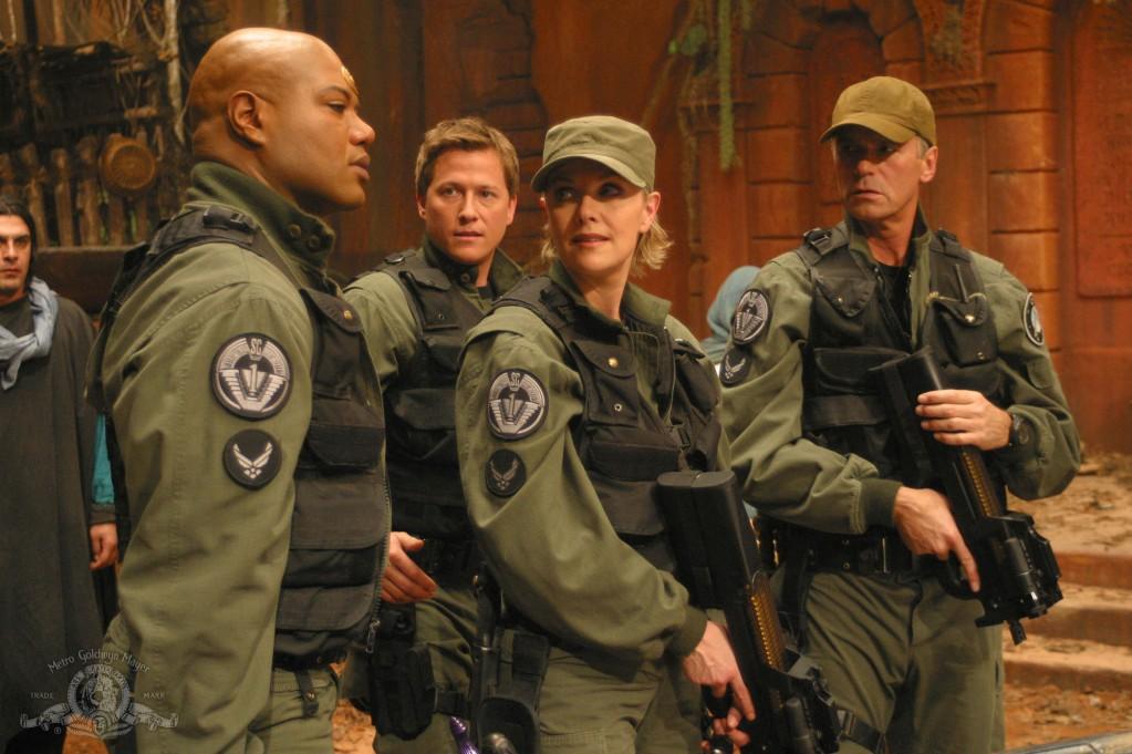 Звёздные врата: ЗВ-1 (Stargate SG-1) 1997-2006
